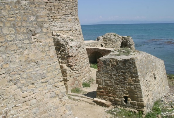 Rodon Cape and Castle of Skanderbeg, important tourist sites