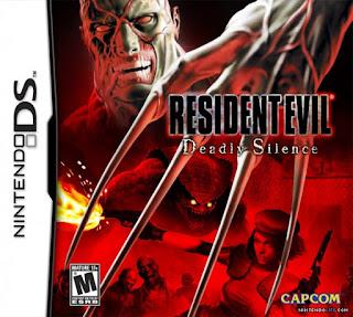 Resident Evil: Deadly Silence NDS, Español, mega