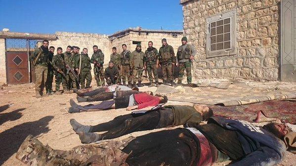 Συρία: Οι τζιχαντιστές συνεχίζουν να χάνουν θέσεις τους στο Χαλέπι