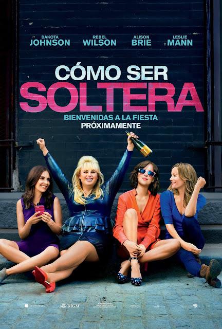 Como ser soltera - 1080p - Latino - Ingles - Portada