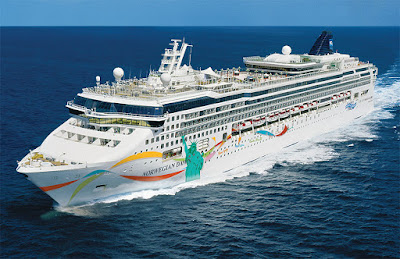 Norwegian Cruise Line's Norwegian Dawn to Return to New York in 2019 for New England Canada and Bahamas / Florida Cruises