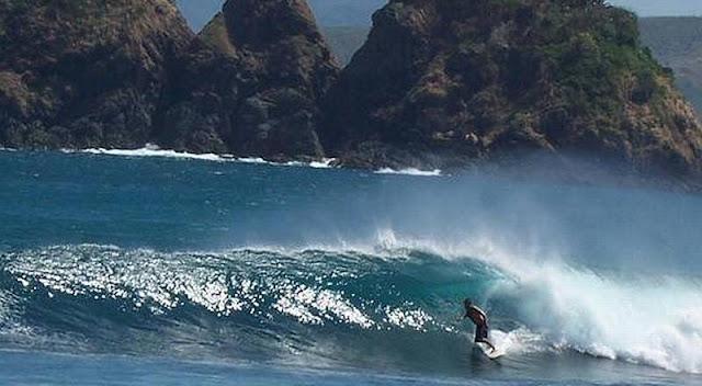 Lima Pantai di Lombok Gegerkan Dunia