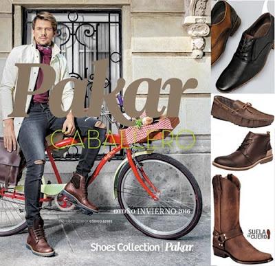 zapatos de hombre pakar otoño invierno
