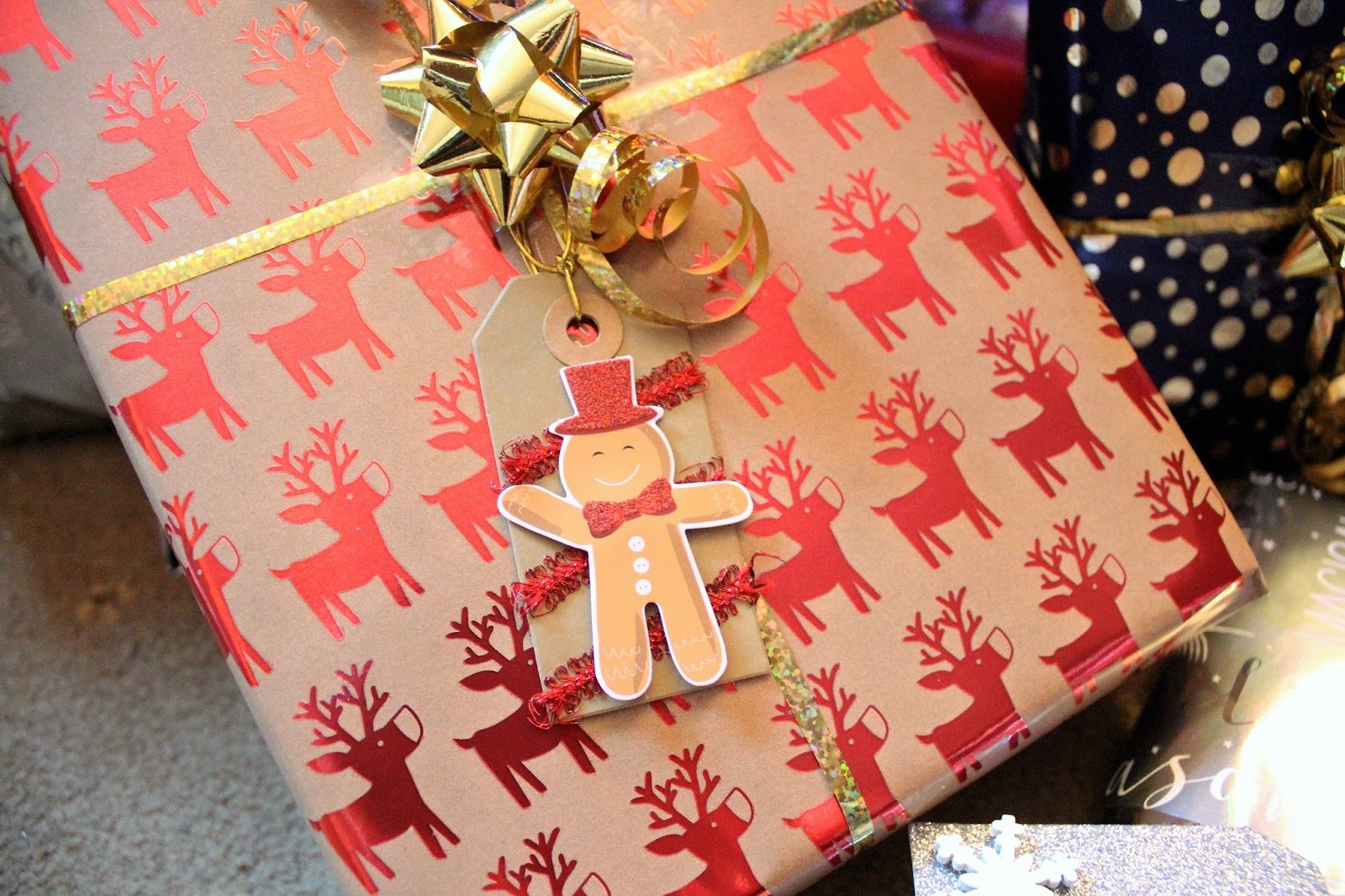 how to make your own gift tags blog post