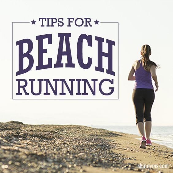 Tips for Beach Running
