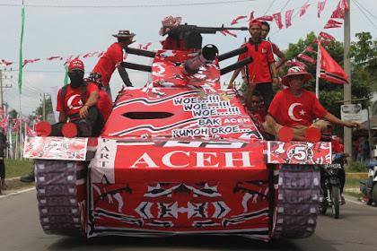 Di Bireuen, Partai Aceh Maken Hana Soe Tueng Le, Aleh Pakon