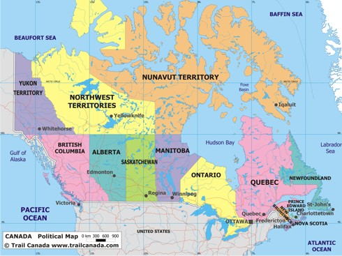 Social history of Canada