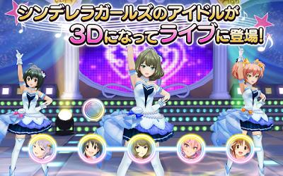 The Idolmaster Cinderella Girls Starlight Stage v2.6.4 Mod Apk (No Loss HP)