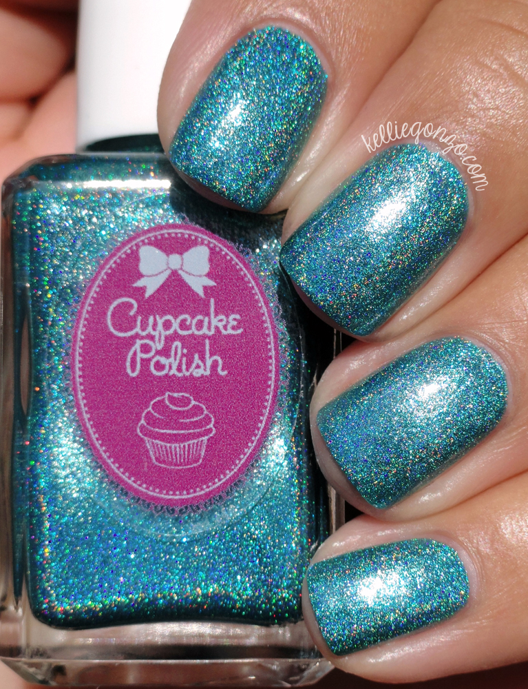 Cupcake Polish Blue Orchid