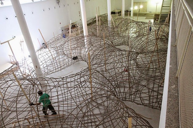largest installation at university of São Paulo
