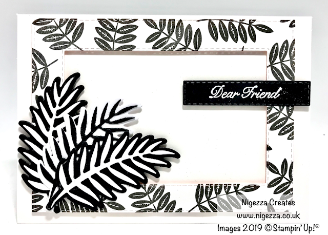 Tropical Chic, Stampin' Up! Nigezza Creates