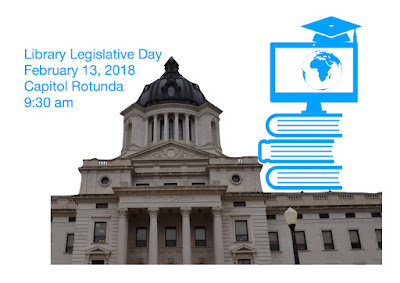 Library Legislative Day February 13, 2018 Capitol Rotunda 9:30 am