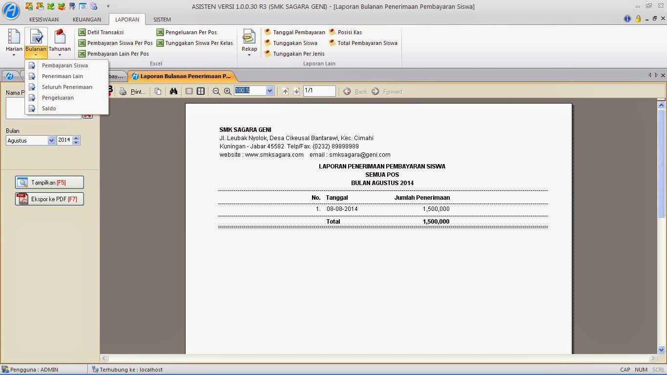 crack software kwitansi krishand   transportzwlok tk