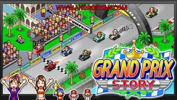 Grand Prix Story 2 Mod Apk Unlimited Money Android