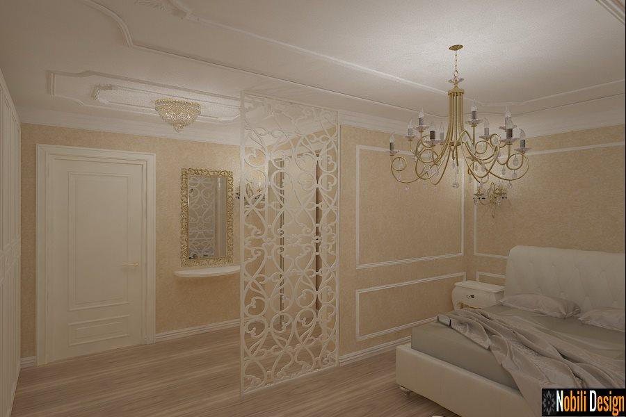 Design interior garsoniera clasica Bucuresti - Design Interior casa stil clasic Bucuresti