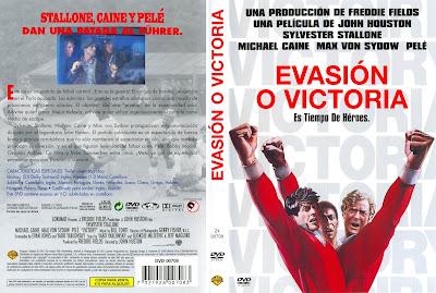 Cover, caratula, dvd: Evasión o victoria | 1981 | Victory