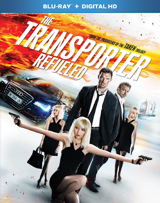 The Transporter Refueled [BD25]