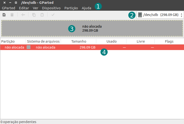 montar e reconhecer hd externo no ubuntu linux