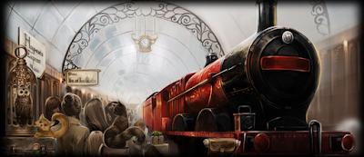 Harry Potter e la Pietra Filosofale: L'Espresso per Hogwarts