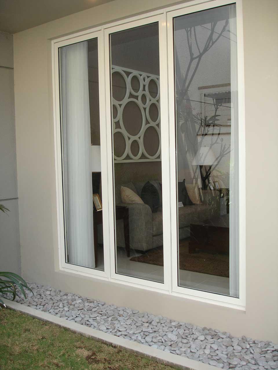 jasa pasang baja ringan karawang kusen pintu dan jendela aluminium
