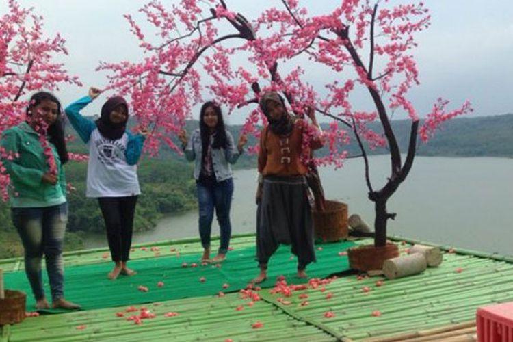 Tempat Wisata Terbaru Bernuansa Jepang Ada Di Semarang