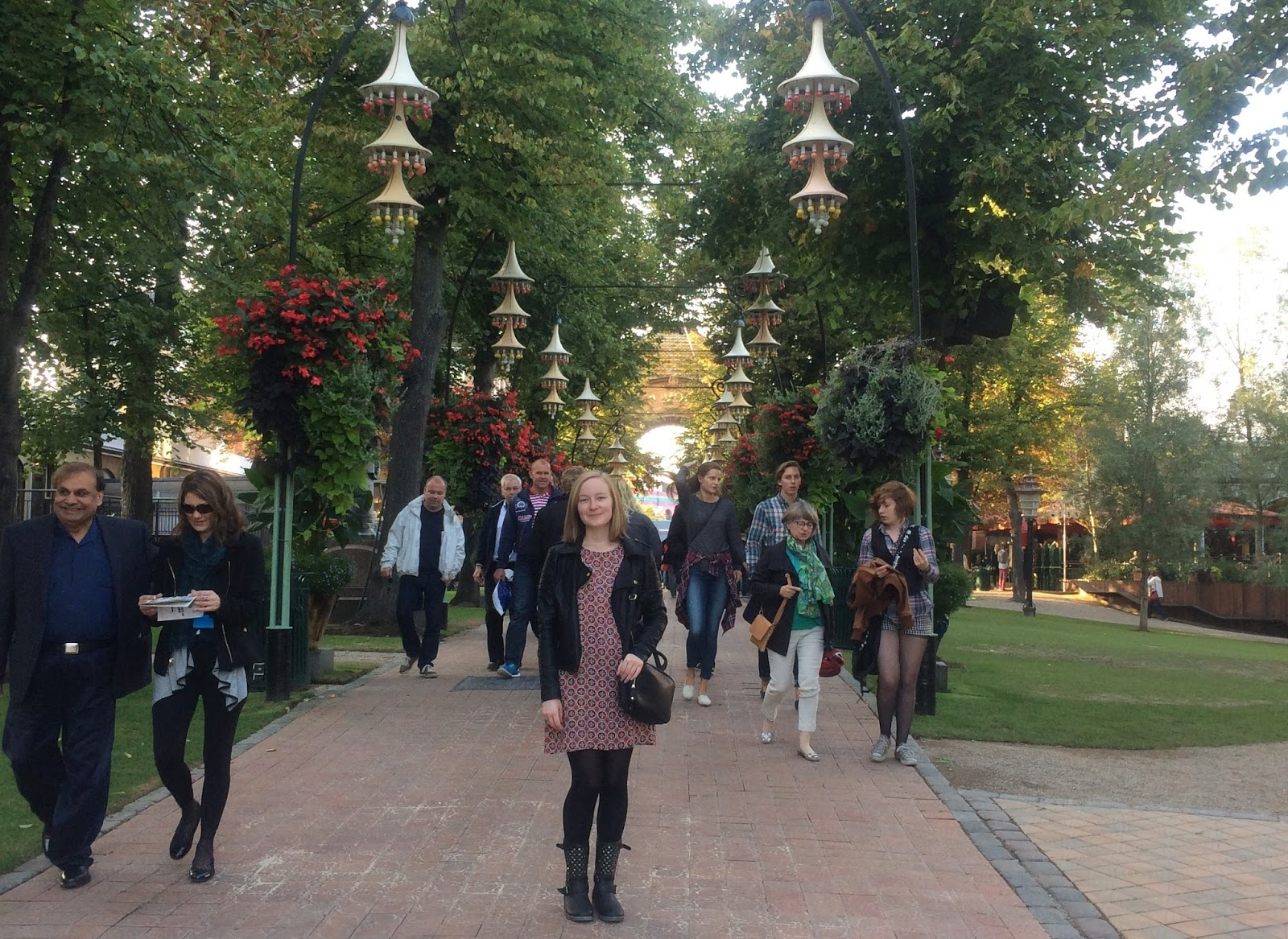 Trip to Copenhagen, Denmark - Tivoli