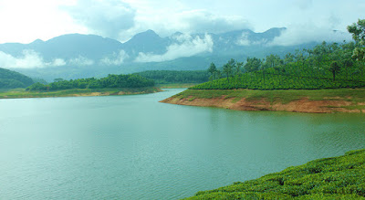 Anayirankal Dam - major attraction nearby The Wind Munnar