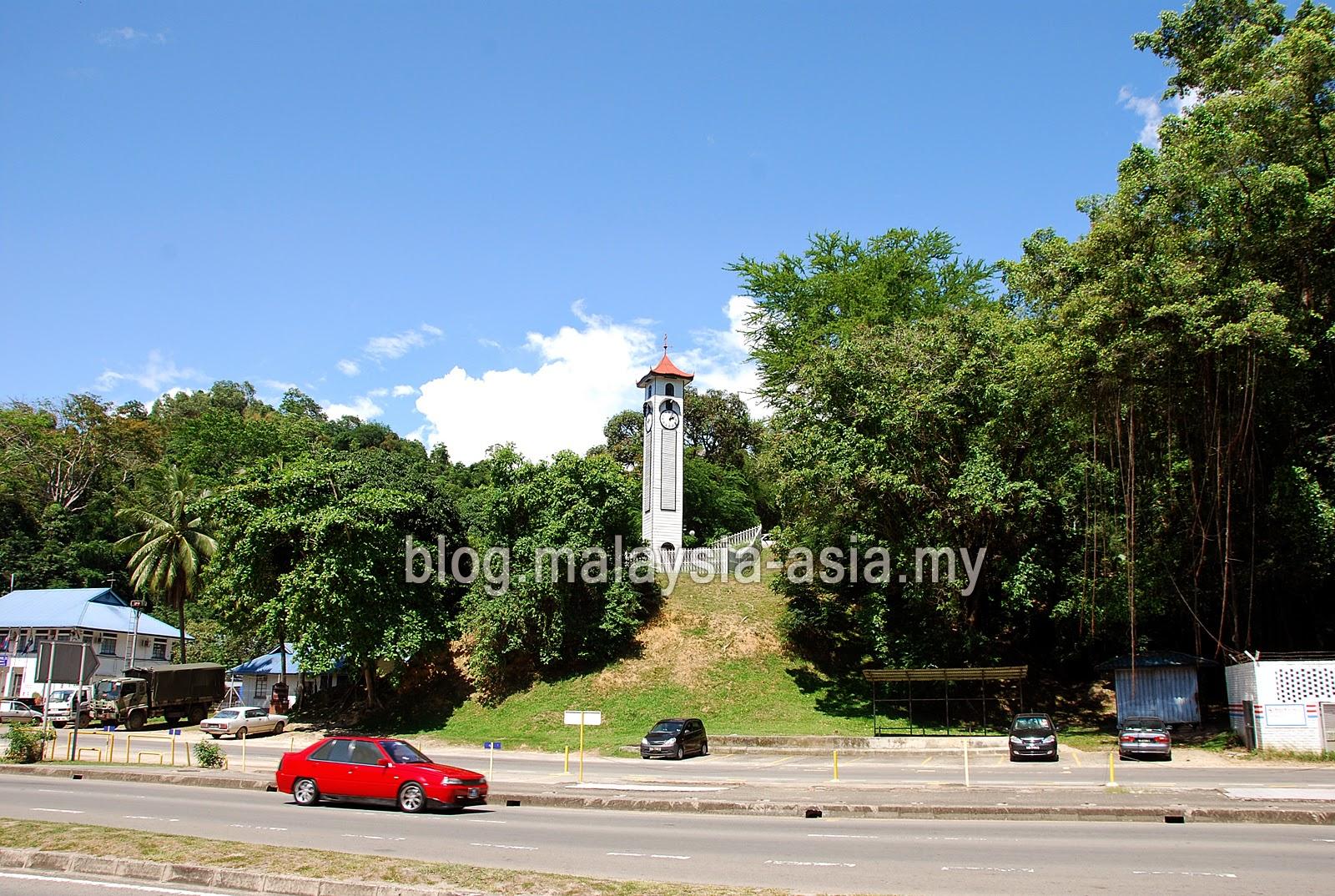 Atkinsons Clock Tower Kota Kinabalu