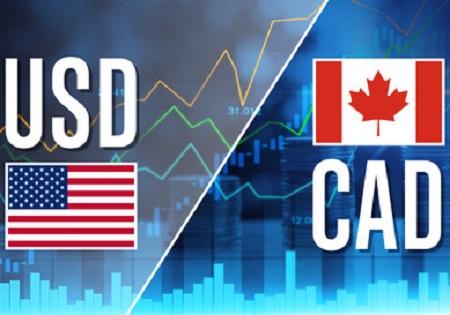 من المتوقع ان إعلان الناتج المحلي الإجمالي الكندي يعطى دفعه ايجابيه للدولار الكندى