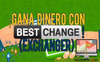 Gana dinero con BestChange