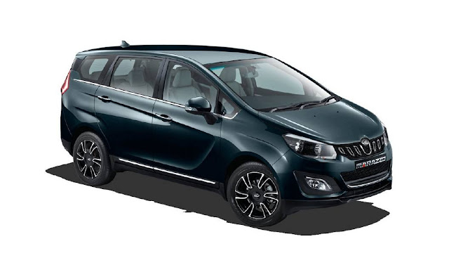 New Mahindra Marazzo MPV HD Wallpaper