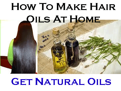 know the best ways to make hair oils