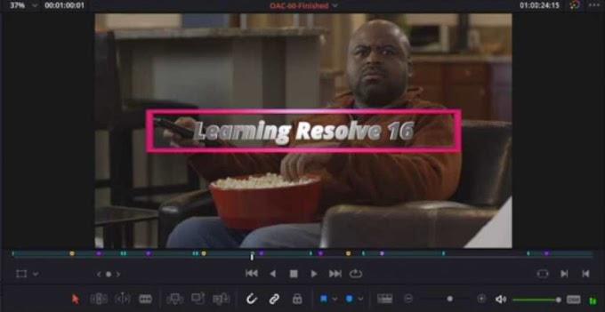 Lynda - Learning DaVinci Resolve 16 Free Download