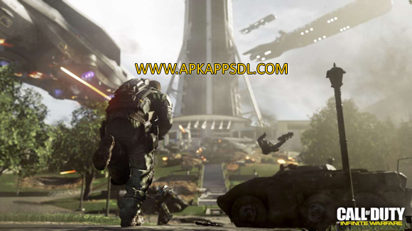 Free Download Call of Duty Infinite Warfare PC Game Reloaded Full Latest Version 2017