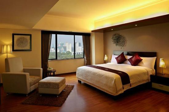 6 Pilihan Tipe Kamar di Hotel Century Jakarta