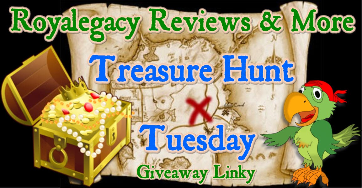 fb919f0dc62 Treasure Hunt Tuesday Giveaway Link Up - October 27 to November 2