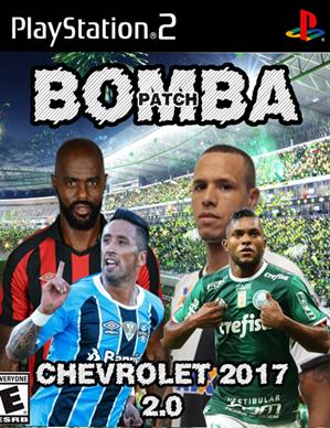 Bomba Patch CHEVROLET 2.0 (PS2) Atualizado até Abril 2017