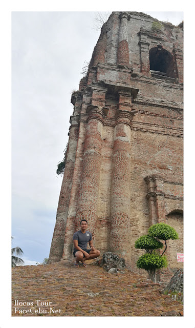 Sinking Bell Tower in Ilocos