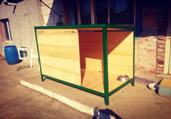 DIY Insulated Dog House