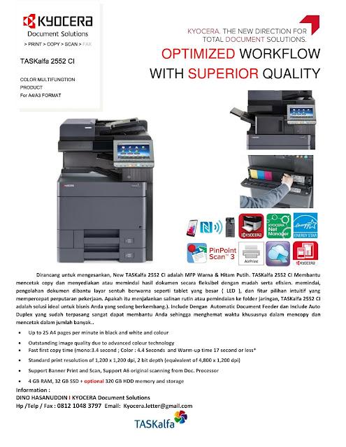 Kyocera TASKalfa 4820w Printer GDI Driver for Windows Download