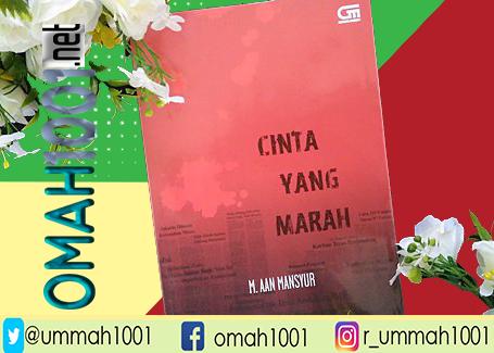 E-Book: Cinta yang Marah, Aan Mansyur, Omah1001