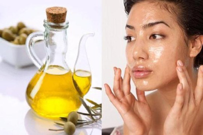 Homemade Acne Treatments - Olive Oil