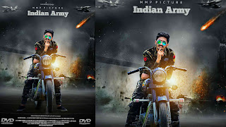 Action movie poster by mmp picture
