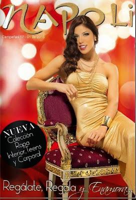 Catalogo Napoli Campaña 17 - 01 2015