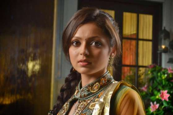tv actress DRASHTI DHAMI