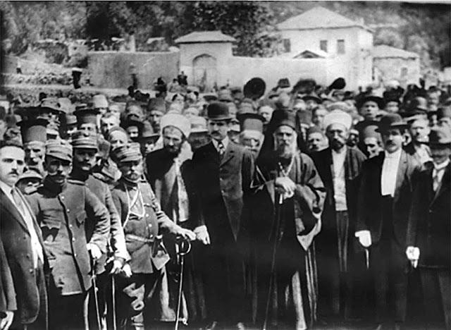 Η απελευθέρωση της Θεσπρωτίας από τον τουρκικό ζυγό το Φεβρουάριο του 1913
