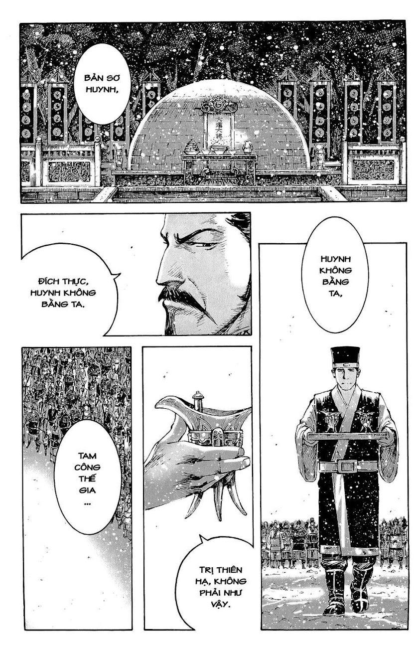 Hỏa phụng liêu nguyên Chương 368: Tống biệt anh hùng [Remake] trang 13