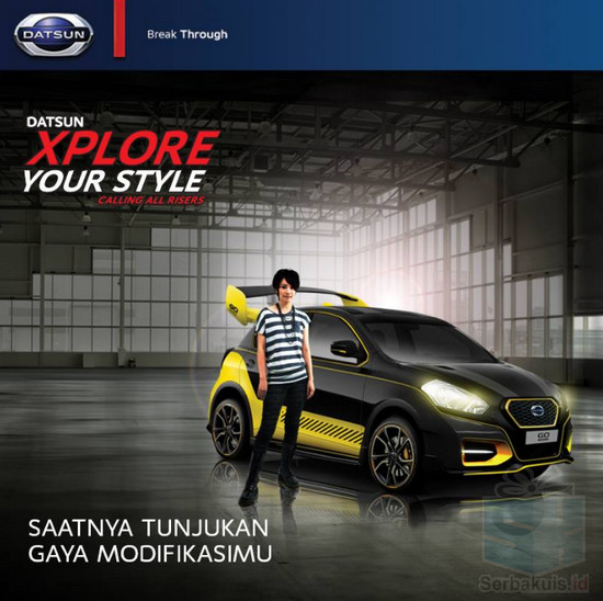 Datsun Xplore Your Style Modification Contest