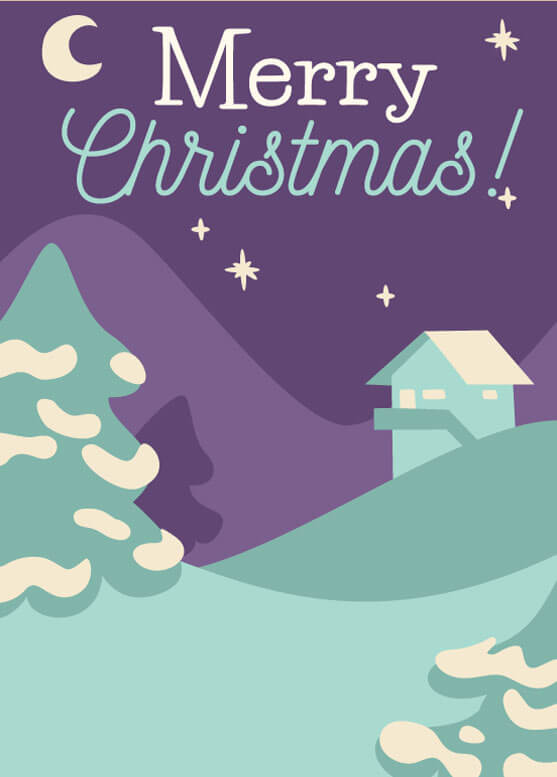 picture christmas cards free