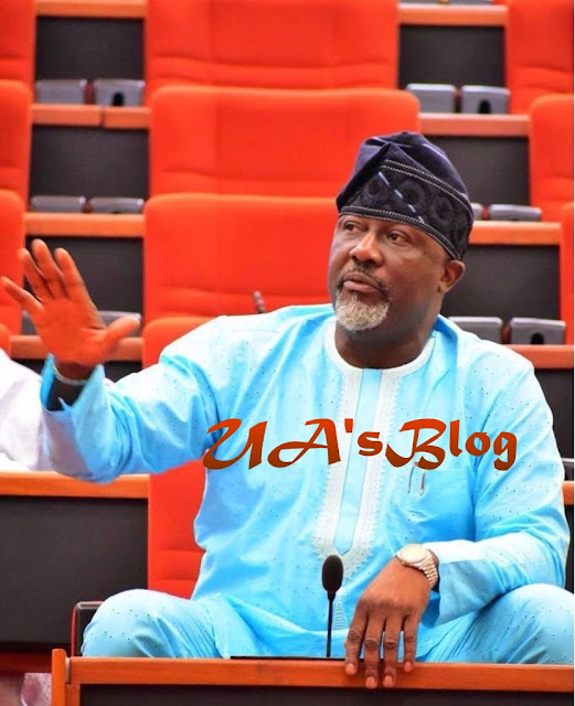 JUST IN: Court of Appeal dismisses Melaye's appeal against recall